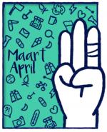 Maart-april